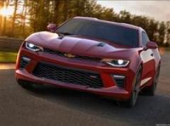 雪佛兰全新Camaro 将在广州车展上市
