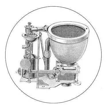 这就是现代马桶最主要的机构——浮球回路系统