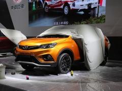 2016成都车展探馆 东南全新SUV DX3曝光