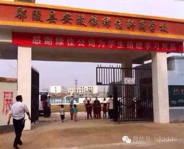 2011年,绿佳车业有限公司董事长应洪波偶然出差到河南省鄢陵县,因为