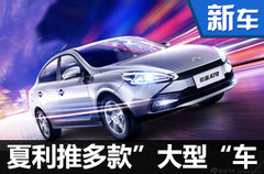 """天津一汽转型 两年内投放4款""""大型""""车"""