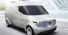 奔驰 Vision Van concept概念车 将发布