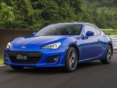 新款BRZ或售26.98万起 外观内饰有提升