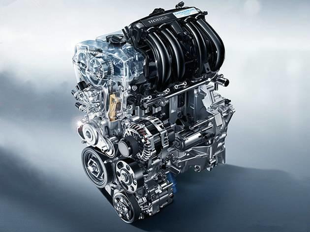其实,自吸气发动机才是本田节油的最大功臣,本田一向坚持自吸气,它已