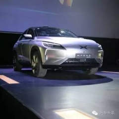 小鹏汽车Beta版亮相互联网汽车有啥不一样?