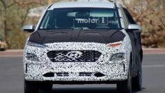 现代全新小型SUV谍照曝光 或明年推出