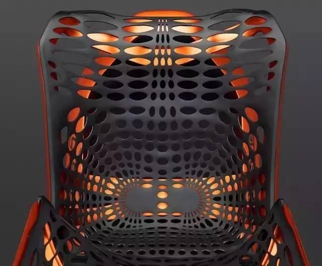 黑科技:脑洞大开 雷克萨斯蛛网概念座椅图片