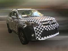 北汽幻速全新SUV谍照曝光 将于明年上市