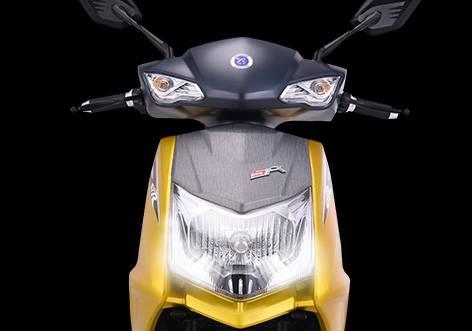 新品推荐:中型运动款电摩,新日速影m5风靡上市!