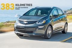 雪佛兰将推全新纯电动车 续航达383公里