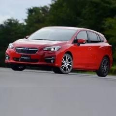 新一代斯巴鲁翼豹日本发布 STi的原型车能搞出什么新花头