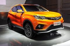 东南新小SUV开启预售 两种动力/7.29万起