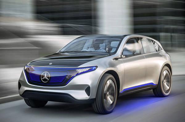 梅赛德斯 奔驰 计划发布新电动车子品牌