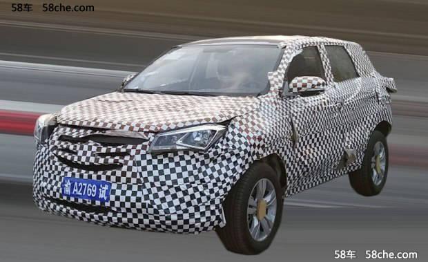 长安将推新SUV车型CS55 明年7月上市高清图片