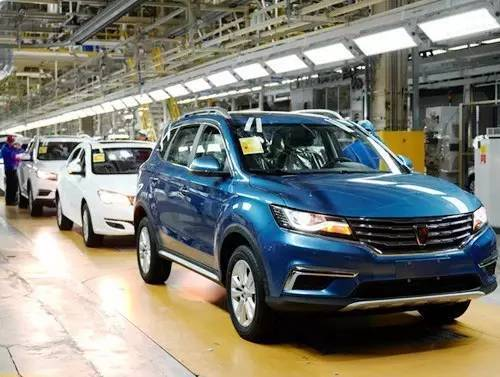 南京工厂 神车荣威RX5是怎样炼成的高清图片