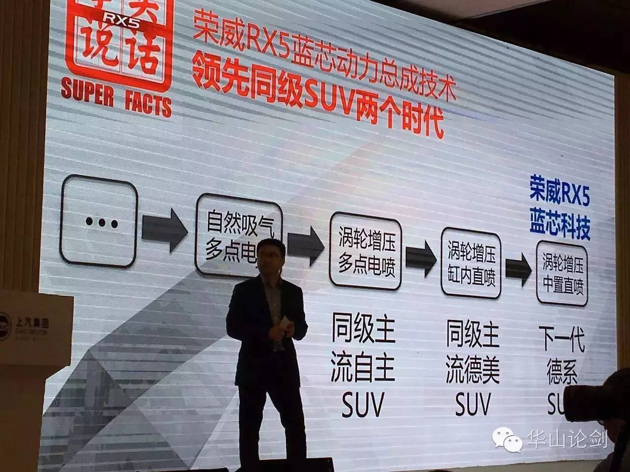 动力方面,荣威RX5将搭载1.5T和2.0T两款发动机,其中1.5T发动机最高清图片