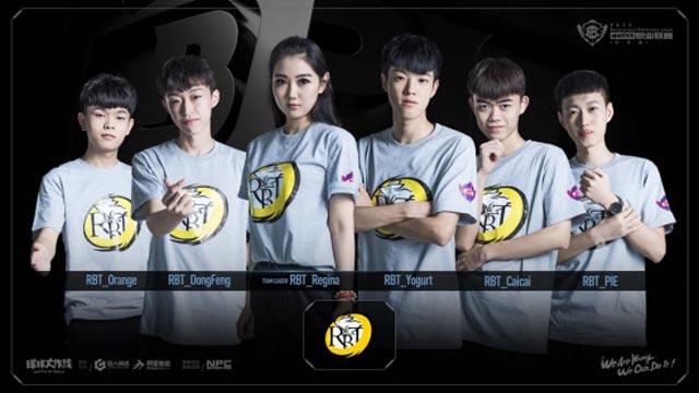 球球大作战夏日挑战赛 揭秘黑马战队RBT