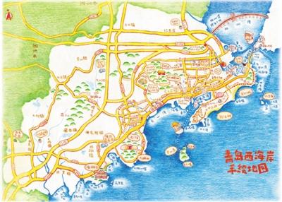 青岛城阳美食地图