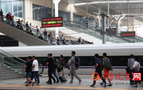 造成飞往北京的多个航班备降济南机场