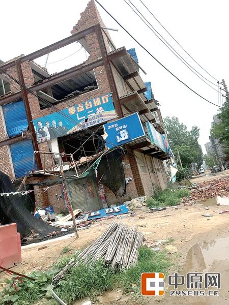 钢架结构房屋造价小楼图片