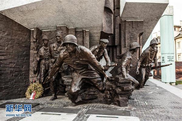 华沙:二战废墟上盛开的鲜花(高清组图)