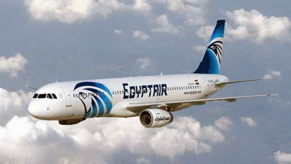 由巴黎飞往开罗的埃航ms804航班客机于开罗时间5月19