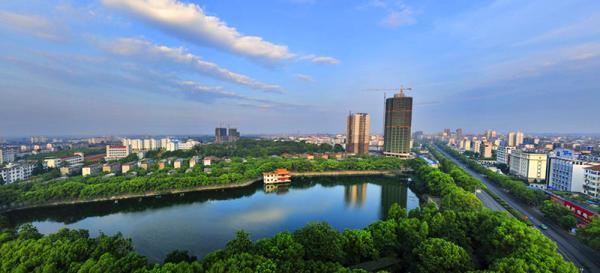 九江两乡镇正式被共青城接管 长期由两县市混管,影响4万人