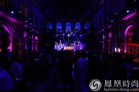 Sonia Rykiel x Lancme兰蔻巴黎左岸限量彩妆发布派对