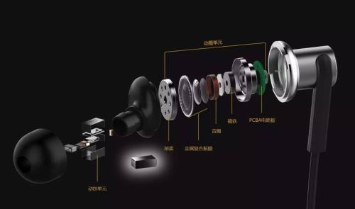感受双重核心的魅力 小米圈铁耳机解析