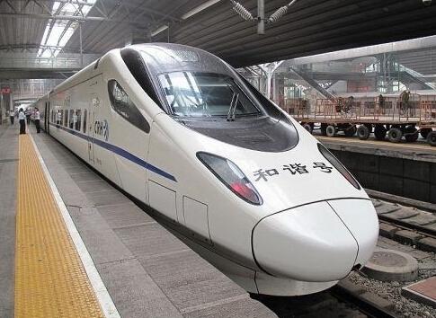 拟运营高铁动车组列车时速420公里交会和重联运行