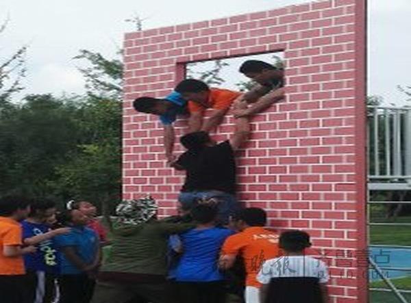 泰安六中代表泰安市参加山东省 快乐安全营 活动