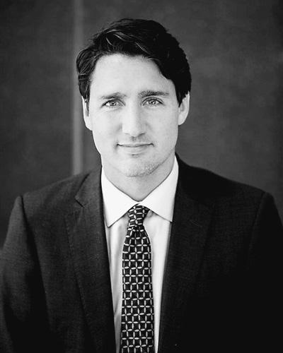 加拿大总理贾斯廷 特鲁多