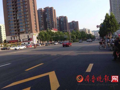 济南经六路 阳光新路都通车了 去省立医院可以不绕路了