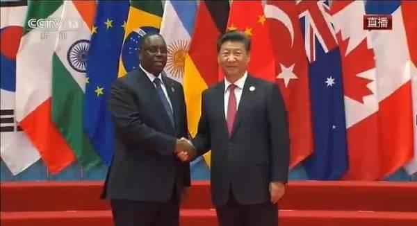 塞内加尔总统萨勒
