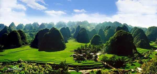 高铁带你一路向西 沪昆贵州西段美景先收藏
