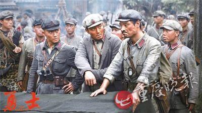 《飞夺泸定桥》18名勇士 缩写飞夺泸定桥400字