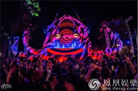 """纽约""""电子动物园""""空降上海 开园派对倒计时!"""