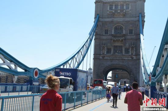 英国伦敦塔桥关闭3个月
