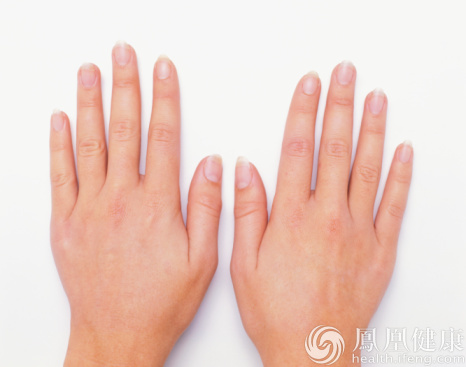 指甲有几个月牙才正常