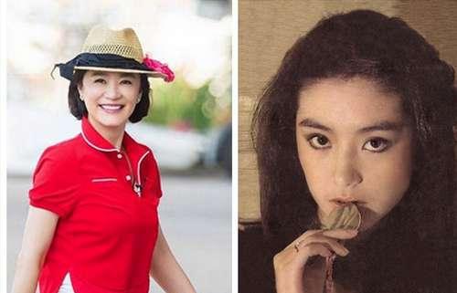[林青霞亲生女儿]63岁林青霞和女儿近照 俩千金跟妈比差太多
