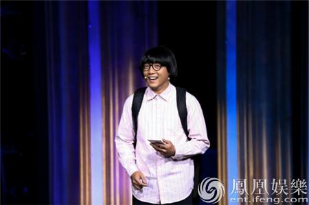 """郑恺香菇头走红 大胆颠覆网友直呼""""城会玩"""""""