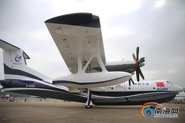 两栖飞机,是为满足森林灭火和水上救援的迫切需要