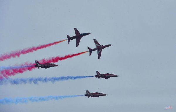 英国红箭飞行表演队