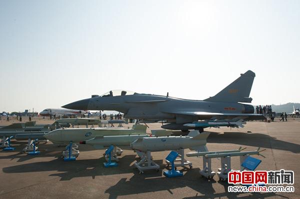 原标题:歼-10b飞机首次公开亮相中国航展 从其目前出现的外形变化