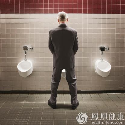 从你小便的高度看男性健康