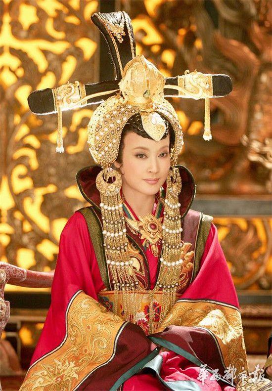 电影版一代女皇武则天