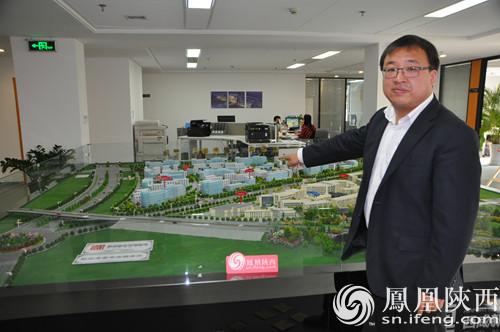 王舒乐介绍空港新城规划情况-亮相珠海国际航展 空港新城着力发展临