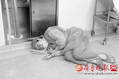 潍坊:深夜连做三台手术