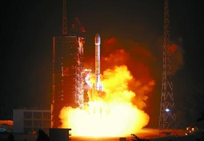 风云四号气象卫星成功发射