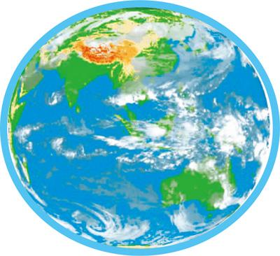 """地球晴雨表 """"风云""""惠世界(中国品牌在海外)"""